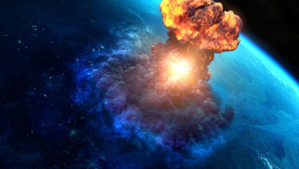 Choque meteorito